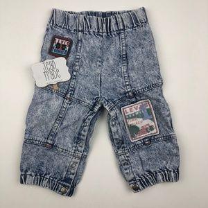 Vintage Baby Little Levi's Stonewashed Jeans